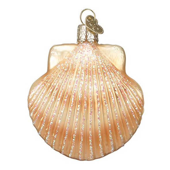 Scallop Shell by Old World Christmas 12179