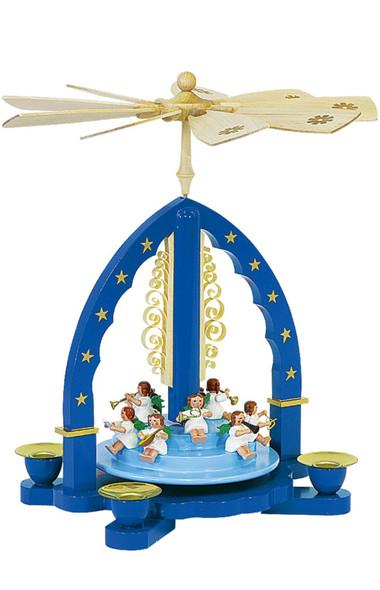 1605 angels pyramid blue by alexander taron