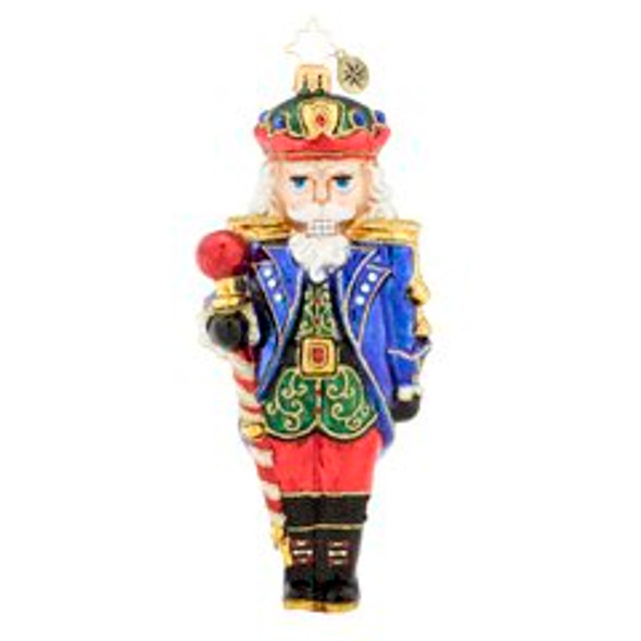 Commander of the Nutcrackers.