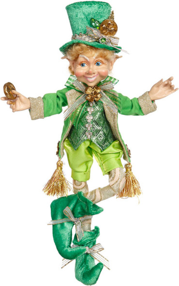 Pot of Gold Elfin - Small by Mark Roberts