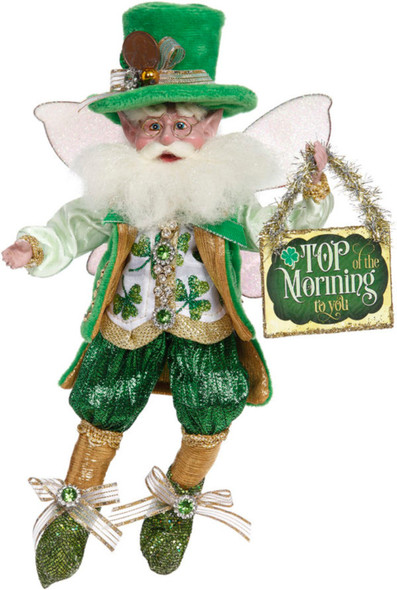 Top of the Morning Fairy, Mark Roberts, Small Fairy, St Patricks Day