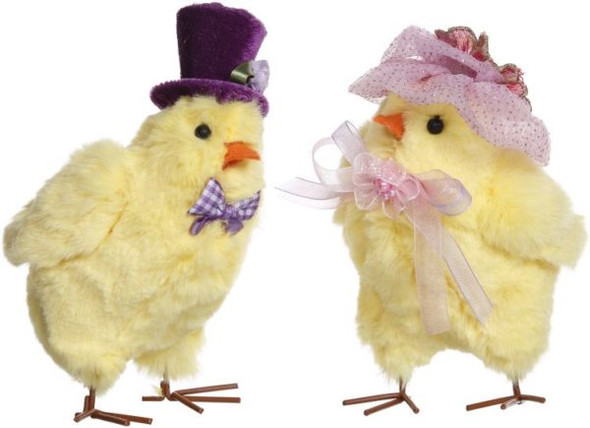 Easter Chicks Assortment of 2 by Mark Roberts