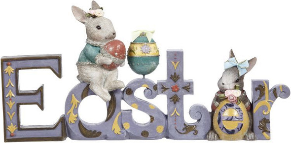 Easter Sign by Mark Roberts