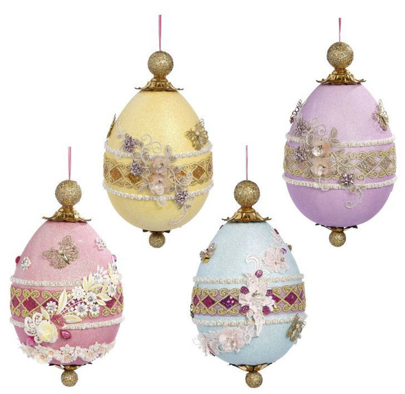 Grand Festive Egg Large Assortment by Mark Roberts