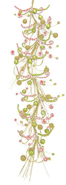 Luscious festive garland by mark roberts