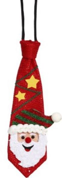 Festive Tie Decor Ugly Tie Santa by Mark Roberts