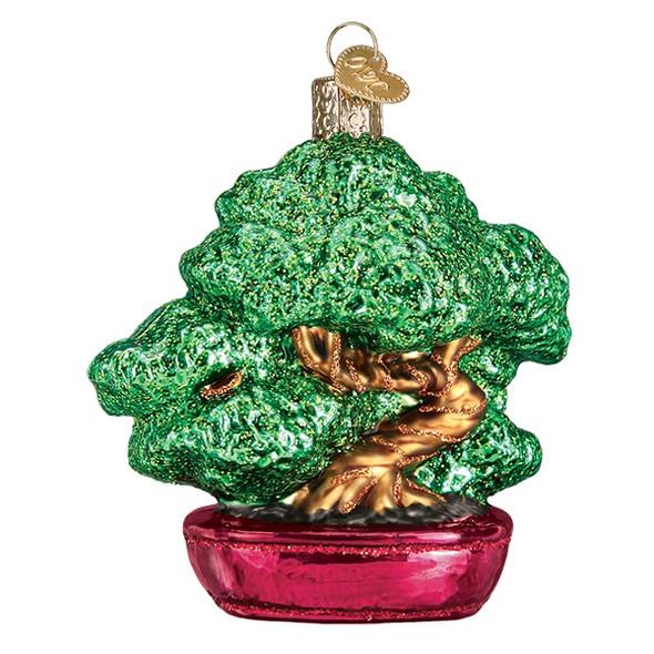 Bonsai Tree by Old World Christmas 48039