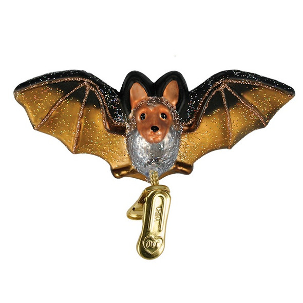 Clip-On Bat by Old World Christmas 12308