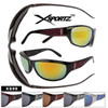 XS99 Sport Sunglasses with Flames
