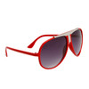 Wholesale Aviators by the Dozen - Style # 27515 Red