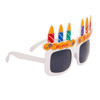 "Party Glasses ""Happy Birthday!"" White"