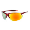 Polarized Xsportz™ Bulk Sunglasses - Style # XS93 Red