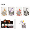 Wholesale Lighters L170 ~ Bald Eagles