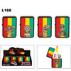 Assorted Reggae & Pot Lighters L168