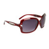Wholesale Sunglasses 6002 Maroon Frame