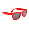 Folding California Classics Sunglasses 6021 Red Frame