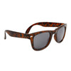 Folding California Classics Sunglasses 6021 Tortoise Frame