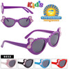 Girl's Wholesale Sunglasses with Bow & Polka Dots 6032