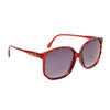 Fashion Sunglasses 6056 Red Frame
