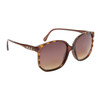 Fashion Sunglasses 6056 Brown Frame