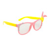 California Classics with Bunny Ears & Bows 6007 Yellow & Pink Frame