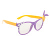 California Classics with Bunny Ears & Bows 6007 Orange & Purple Frame