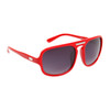 Bulk Aviator Sunglasses 6010 Red Frame
