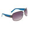 Aviator Sunglasses by the Dozen DE5024 Blue & Gun Metal