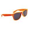 Wholesale California Classics Sunglasses - Style # 8008 Orange Frame