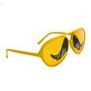 Mustache Glasses Wholesale - Style # 8037 Yellow