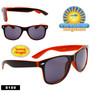 Wholesale California Classics Sunglasses - Style # 8189 (12 pcs.) Spring Hinge