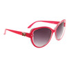 DE™ Cat Eye Fashion Sunglasses Style # DE147 Magenta