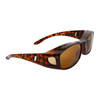 Wholesale Over Glasses Sunglasses - Style # 31713 Tortoise