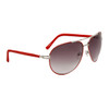 Aviator Bulk Sunglasses - Style # 32524 Red
