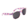 Sunglasses For Wholesale - Style # 8007 Purple/Pink