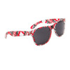 Sunglasses For Wholesale - Style # 8007 Red/Black