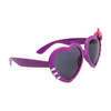 Wholesale Heart Sunglasses - Style # 8067 Purple