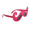 Mustache Sunglasses Wholesale - Style # 8040 Pink