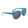 Wholesale Animal Print Sunglasses - Style # 8086 Blue