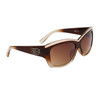 DE5072 - Fashion Sunglasses Brown/Beige