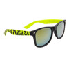 Animal Print California Classics 8038 Black/Neon Yellow