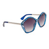 Wholesale Fashion Sunglasses 8132 Blue