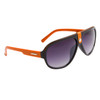 Wholesale Aviators 8204 Black/Orange