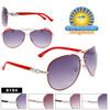Wholesale Women's Aviator Sunglasses 8194