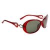 Bulk Women's Polarized Sunglasses - 8220 Maroon