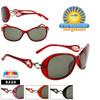 Bulk Women's Polarized Sunglasses - 8220 (12 pcs.) Assorted Colors