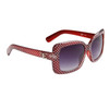 Wholesale DE™ Designer Sunglasses - DE5052 Maroon