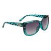 Women's Designer Sunglasses Wholesale DE5050 Teal