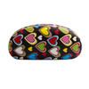 Sunglass Hard Cases Wholesale - AC4000 Black w/Black Interior
