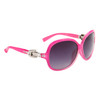 Wholesale Diamond™ Eyewear Sunglasses - DI6007 Fuchsia